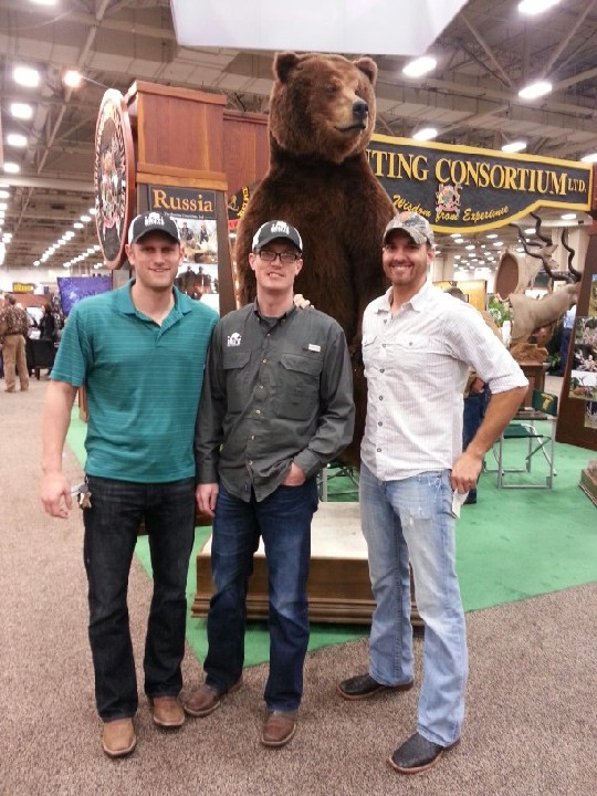 Jeremy Denson and Tyler Jennings of Brute Outdoors