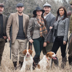 Tweed Hunting Party